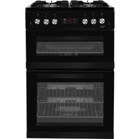 Click to view product details and reviews for Beko Xtg653k 60 Cm Gas Cooker Black Black.