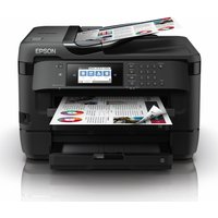 EPSON WorkForce WF-7720DTWF All-in-One Wireless A3 Inkjet Printer with Fax, Cyan