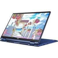 Asus ZenBook Flip 13 UX362FA 13.3 Intel Core i5 2 in 1 Laptop - 256GB SSD, Blue,