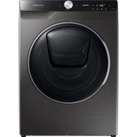 SAMSUNG QuickDrive WW90T986DSX/S1 WiFi-enabled 9 kg 1600 Spin Washing Machine - Graphite, Graphite.