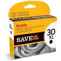 KODAK 30XL Black Ink Cartridge, Black