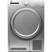 BEKO  DCX71100S Condenser Tumble Dryer - Silver, Silver
