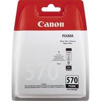 CANON PGI-570 BK Black Ink Cartridge, Black