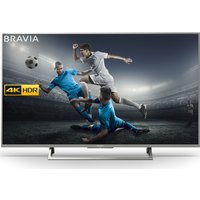 49 SONY BRAVIA KD49XE8077SU Smart 4K Ultra HD HDR LED TV