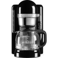 KITCHENAID 5KCM1204BOB Filter Coffee Machine - Onyx Black, Black