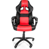 AROZZI Monza Gaming Chair - Red & Black, Red.