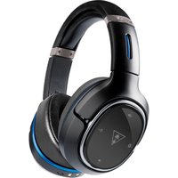 TURTLE BEACH Elite 800 Wireless 7.1 Gaming Headset - Black & Blue, Black