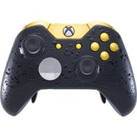 MICROSOFT Xbox Elite Wireless Controller - 3D Black & Gold, Black