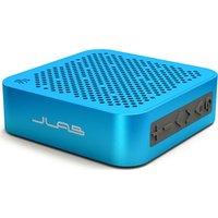 JLAB AUDIO Crasher Slim Portable Bluetooth Speaker - Blue, Blue