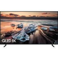 """85"""" SAMSUNGQE85Q900  Smart 8K HDR QLED TV, Black sale image"""