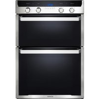 KENWOOD KD1505SS-1 Electric Double Oven - Black & Stainless Steel, Stainless Steel