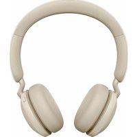 JABRA Elite 45h Wireless Bluetooth Headphones - Gold Beige, Gold