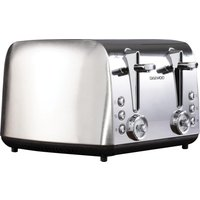 Click to view product details and reviews for Daewoo Kingsbury Sda1749 4 Slice Toaster Stainless Steel Stainless Steel.