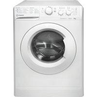 INDESIT MTWC 91483 W UK 9 kg 1400 Spin Washing Machine - White, White.