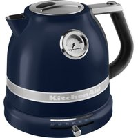 Click to view product details and reviews for Kitchenaid Artisan Variable Temperature 5kek1522bpp Jug Kettle Ink Blue Blue.