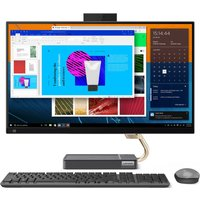 """LENOVO IdeaCentre AIO 5i 27"""" All-in-One PC - Intel®Core™ i7, 512 GB SSD, Grey, Grey"""