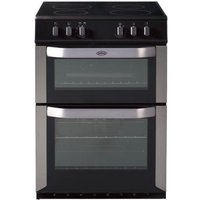 BELLING  FSE60DO Electric Ceramic Cooker - Stainless Steel, Stainless Steel