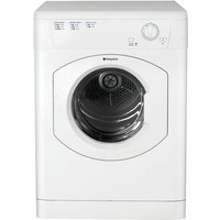 HOTPOINT  FETV60CP Vented Tumble Dryer - White, White