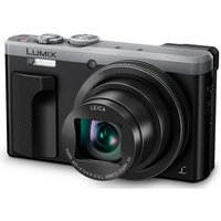 PANASONIC Lumix DMC-TZ80EB-S Superzoom Compact Camera - Silver