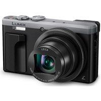 PANASONIC Lumix DMC-TZ80EB-S Superzoom Compact Camera - Silver, Silver