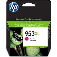 HP 953XL Magenta Ink Cartridge, Magenta
