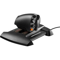 THRUSTMASTER TWCS Throttle - Black, Black