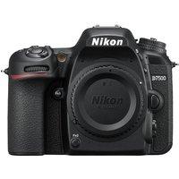 NIKON D7500 DSLR Camera - Black, Black