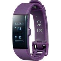 GOJI GO HR Activity Tracker - Purple, Small, Purple