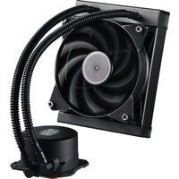 COOLERMASTER MasterLiquid Lite 120 CPU Cooler - White LED, White