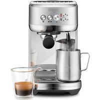 Sage The Bambino Plus Ses500bss Coffee Machine - Stainless Steel, Stainless Steel