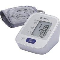 OMRON M2 Upper Arm Blood Pressure Monitor - Grey & White, Grey