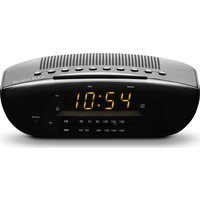 ROBERTS CR9971 Chronologic VI FM Clock Radio - Black, Black