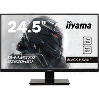 """Iiyama G-MASTER Black Hawk G2530 Full HD 24.5"""" TN LCD Gaming Monitor"""