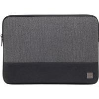 """KNOMO Herringbone 14"""" Laptop Sleeve - Grey, Grey"""
