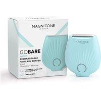 MAGNITONE GoBare MLS01PP Wet & Dry Shaver - Aqua, Aqua