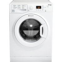 HOTPOINT WMFUG1063P SMART Washing Machine - White, White
