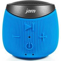 JAM Double Down HX-P370BL Portable Wireless Speaker - Blue, Blue