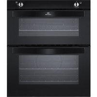 NEW WLD NW701G BLK Gas Built-under Oven - Black, Black