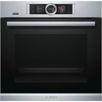 Click to view product details and reviews for Bosch Serie 8 Hbg6764s6b Electric Smart Oven Stainless Steel Stainless Steel.