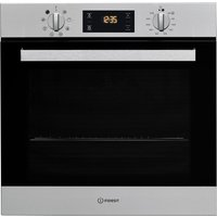 HOOVER IFW6340IX Electric Oven - Stainless Steel, Stainless Steel
