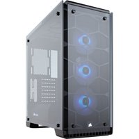 CORSAIR Crystal Series 570X RGB Mid-Tower ATX PC Case