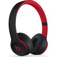Beats Decade Collection Solo 3 Wireless Bluetooth Headphones - Red & Black, Red