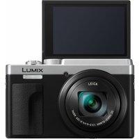 PANASONIC LUMIX DC-TZ95EB-S Superzoom Compact Camera - Silver, Silver