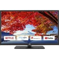 """24"""" JVC LT-24C690 Smart HD Ready LED TV"""