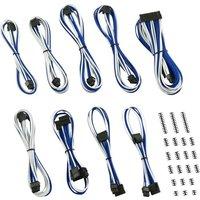 CABLEMOD Classic ModMesh C-Series RMi & RMx Power Cable Kit - Blue & White, Blue