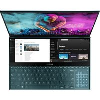 ASUS ZenBook Pro Duo UX581GV 15.6? Laptop - Intel? Core™ i9, 1 TB SSD, Blue, Blue