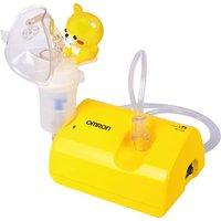 OMRON CompAir C801KD Childrens Compressor Nebuliser - Yellow