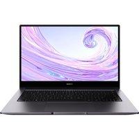 """HUAWEI MateBook D 14"""" Laptop - AMD Ryzen 5, 512 GB SSD, Space Grey, Grey"""