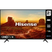 "55"" HISENSE 55A7100FTUK Smart 4K Ultra HD HDR LED TV with Amazon Alexa"