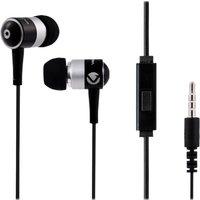 VOLKANO Stannic Series VSN202-BLK Earphones - Black, Black